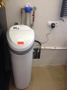 stacja uzdatniania wody w domu jednorodzinnym